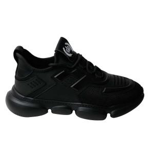 Pantofi barbati Franco Gerardo F266 Negru