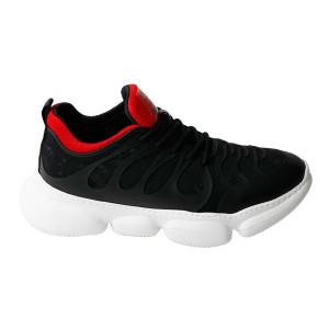 Pantofi barbati Franco Gerardo T8237 Negru