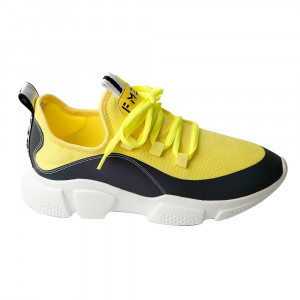 Pantofi dama Formazione 798-2 Galben