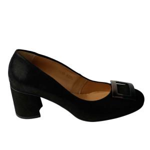 Pantofi dama Kordel 1595 Negru