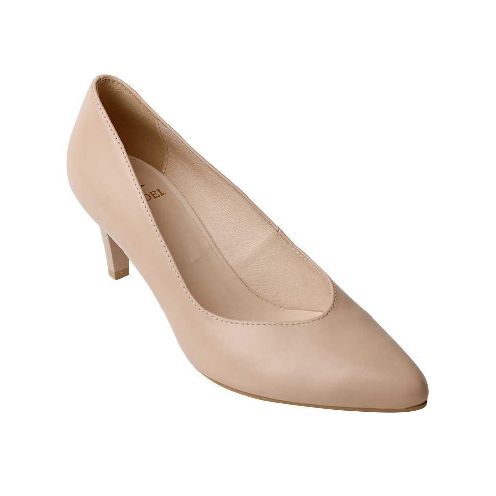 Pantofi dama Kordel 2017 Bej
