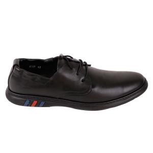 Pantofi barbati Mele 2709 Negru
