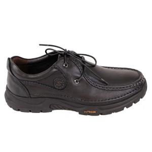 Pantofi barbati Mele 9806 Negru