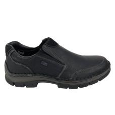Pantofi barbati Rieker 12262-00 Negru