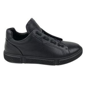 Pantofi sport barbati Battisto Lascari 99022 Negru