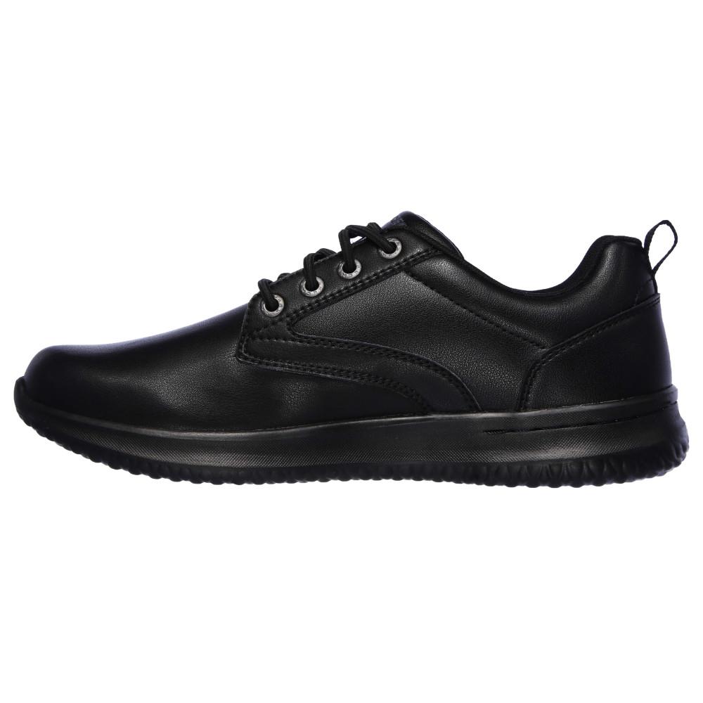 Pantofi sport barbati Skechers 65693 Negru