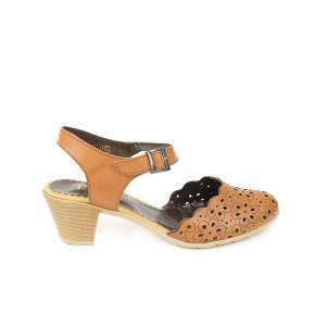 Pantofi dama RELAX Tabac