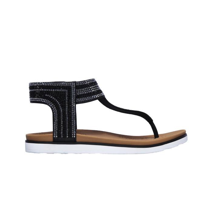 Sandale dama SKECHERS 119016S Negru