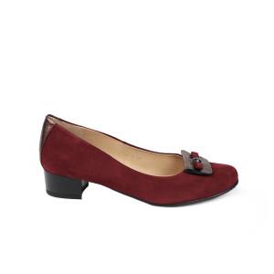 Pantofi dama STEIZER Bordeaux