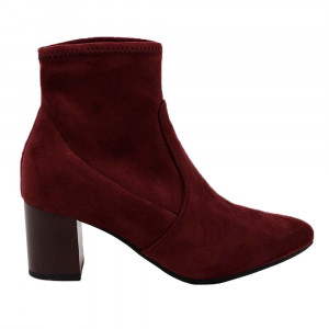 Ghete dama Pitillos 5855 Bordo