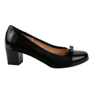 Pantofi dama Conhpol 818-590 Negru