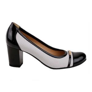 Pantofi dama Conhpol 993-599 Negru