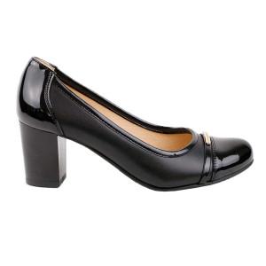 Pantofi dama Conhpol 993b-851 Negru