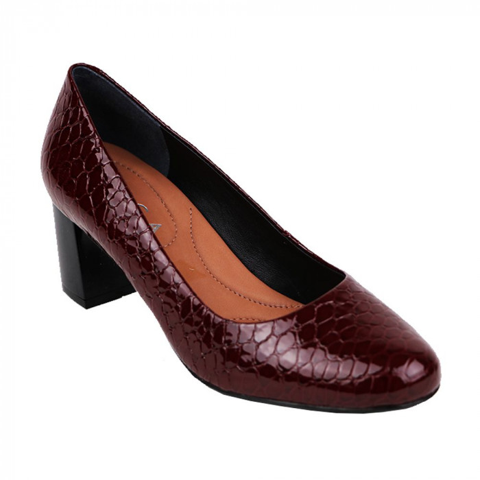 Pantofi dama Epica 9690 Bordo