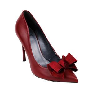 Pantofi dama Kordel 1890-1 Bordo
