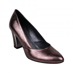 Pantofi dama Kordel 1895 Bronz
