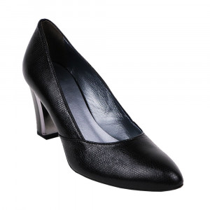 Pantofi dama Kordel 1895 Negru