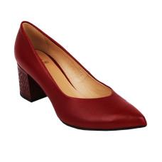 Pantofi dama Kordel 1767 Rosu