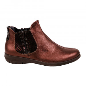 Ghete dama Suave 6600-23 Bordo