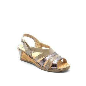 Sandale dama Suave Bej
