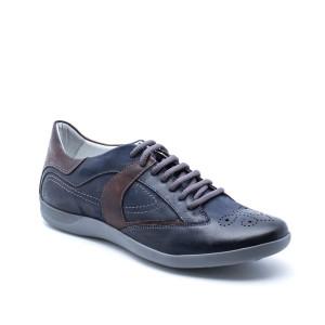 Pantofi barbati Gitanos Bleumarin