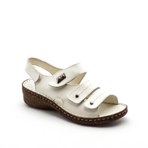 Sandale dama Gitanos 260 Crem