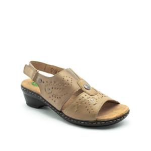 Sandale dama Reflexan Bej
