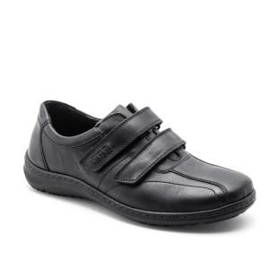 Pantofi barbati Waldlaufer Negru