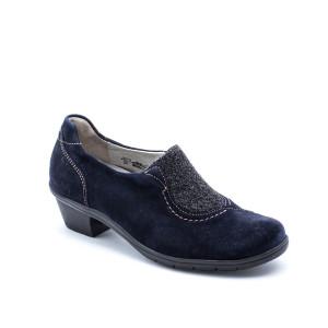 Pantofi dama Waldlaufer Bleumarine