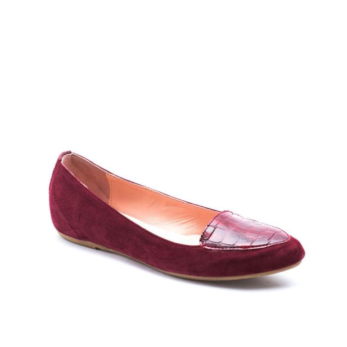 Pantofi dama Cortina Lori Bordeaux