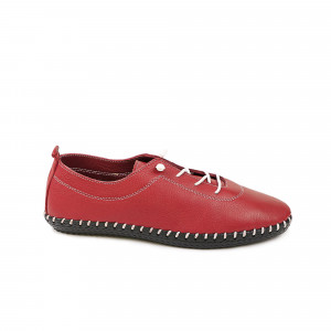 Pantofi dama GREEN FOOT Bordeaux