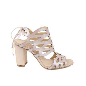 Sandale dama Kordel 1486 Bej Sidefat