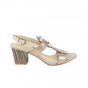 Sandale dama KORDEL Auriu