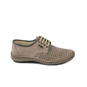 Pantofi barbati OTTER Gri Velur