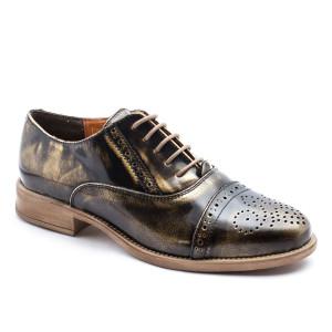 Pantofi dama Caspian Auriu