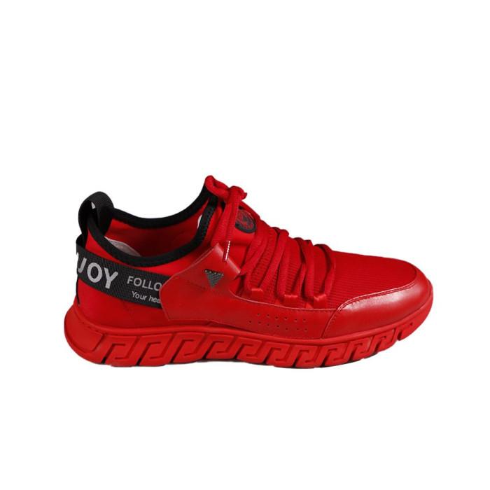 Pantofi barbati Franco Gerardo 5870-4 Rosu