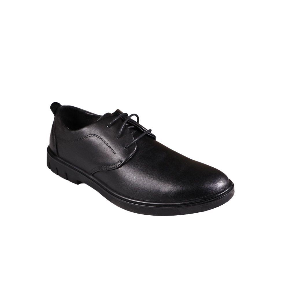 Pantofi barbati Mels 17010 Negru