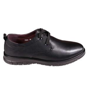 Pantofi barbati Mels 72001 Negru