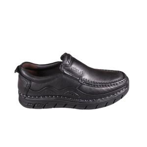 Pantofi barbati Mels 9816 Negru