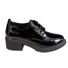 Pantofi dama Pass J8B21601 01-L negru
