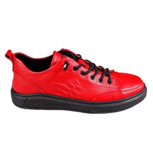 Pantofi sport barbati Franco Gerardo 68777A-1 Rosu