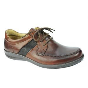 Pantofi barbati Badura Brandy