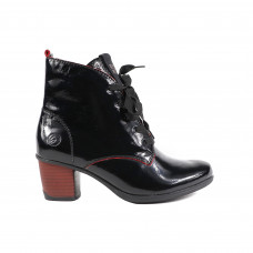Ghete dama Remonte D5475-02 Negru