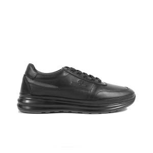 Pantofi sport barbati JSCARPE 1700J Negru