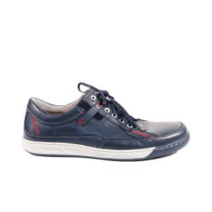 Pantofi barbati Riko 835 Albastru