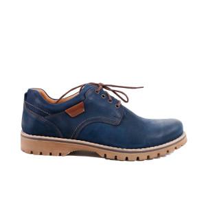 Pantofi barbati Riko 858 Albastru