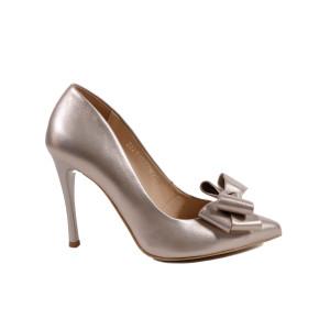 Pantofi dama Kordel 1890A Auriu